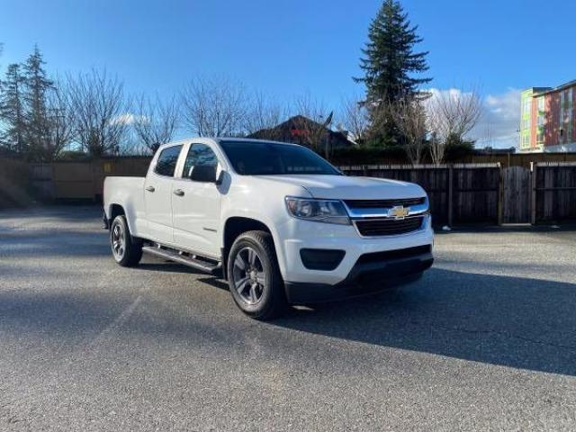 2018 Chevrolet Colorado Crew Cab