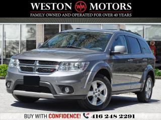 Used 2012 Dodge Journey SXT*SUNROOF*POWER GROUP!*UNBELIEVABLE SHAPE!!* for sale in Toronto, ON