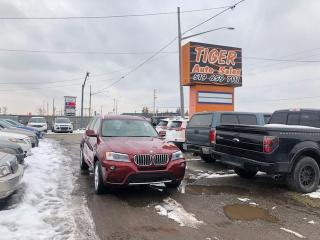 Used 2014 BMW X3 xDrive28i**ONLY 52KMS**PANO ROOF**CAM**CERT for sale in London, ON