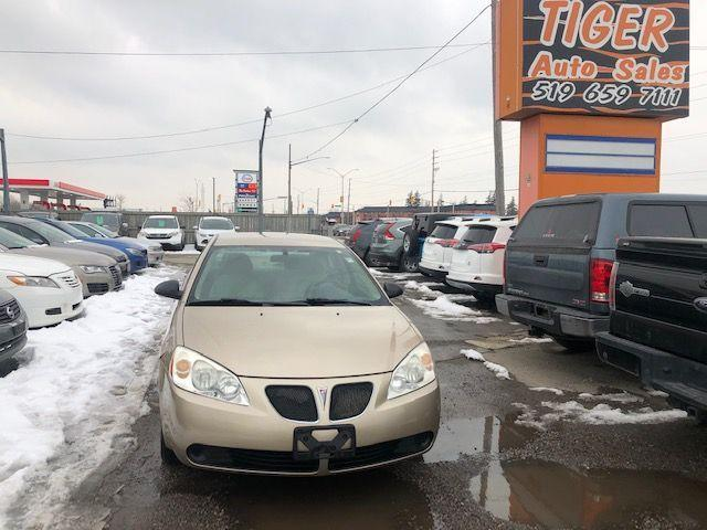 2006 Pontiac G6 **4 CYLINDER**ONLY 197KMS**AUTO**AS IS SPECIAL