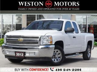 Used 2012 Chevrolet Silverado 1500 LS*4.8L*2WD*EXTENDED CAB!!* for sale in Toronto, ON