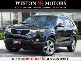 Used 2013 Kia Sorento EX*V6*AWD*LEATHER*BLUETOOTH* REV CAM!!* for sale in Toronto, ON