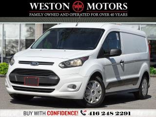Used 2014 Ford Transit Connect XLT*SHELVING*REAR GLASS*SINGLE DOOR*FULLY LOADED!* for sale in Toronto, ON