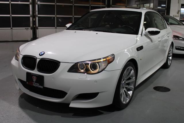 2007 BMW 5 Series M5
