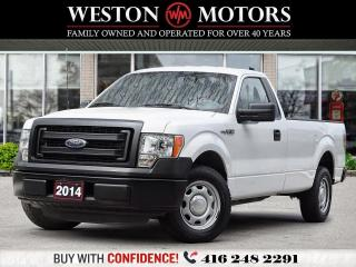 Used 2014 Ford F-150 XL*2WD*REG CAB*LONG BOX for sale in Toronto, ON