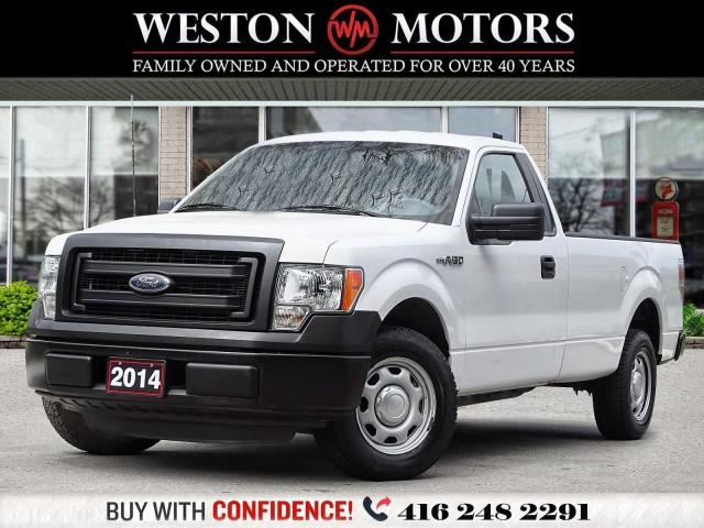 2014 Ford F-150 XL*2WD*REGULAR CAB*LONG BOX*