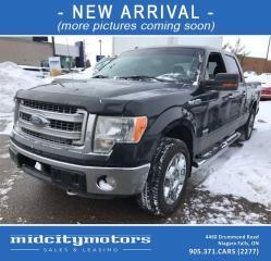 Used 2013 Ford F-150 XTR 4x4 Turbocharged iGo NAV for sale in Niagara Falls, ON