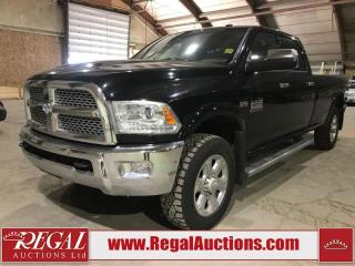 Used 2014 RAM 3500 Laramie Crew CAB LWB for sale in Calgary, AB