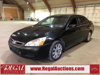Used 2006 Honda Accord SE 4D Sedan FWD for sale in Calgary, AB