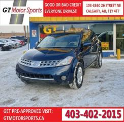 Used 2006 Nissan Murano SL for sale in Calgary, AB