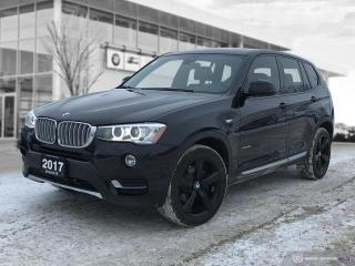Used 2017 BMW X3 xDrive35i Enhanced! Highway Miles! for sale in Winnipeg, MB