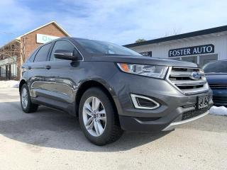 Used 2015 Ford Edge SEL AWD for sale in Waterdown, ON