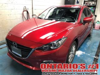 Used 2016 Mazda MAZDA3 BACKUP CAM,HEATED SEATS,BLUETOOTH !!! for sale in Toronto, ON