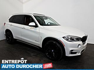 Used 2017 BMW X5 XDrive35 Diesel AWD NAVIGATION - Toit Ouvrant -A/C for sale in Laval, QC
