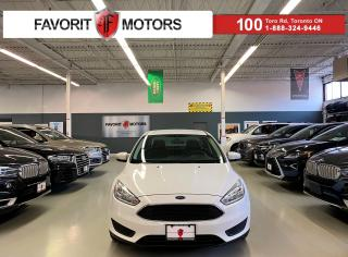 Used 2016 Ford Focus SE *CERTIFIED!*|FLEXFUEL|BACKUP CAM|BLUETOOTH|+++ for sale in North York, ON