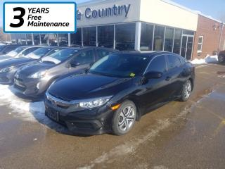 Used 2016 Honda Civic LX for sale in Smiths Falls, ON