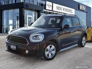 Used 2019 MINI Cooper Countryman Cooper -- LOCAL LEASE -- EMPLOYEE DRIVEN! for sale in Winnipeg, MB
