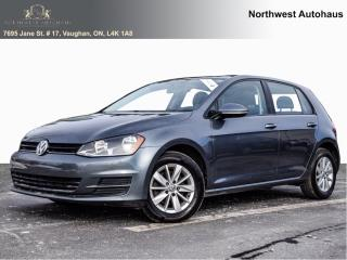 Used 2016 Volkswagen Golf TRENDLINE for sale in Concord, ON