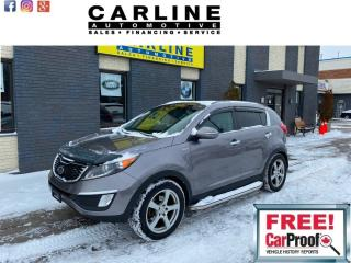 Used 2011 Kia Sportage AWD 4dr SX for sale in Nobleton, ON