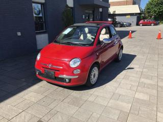 Used 2012 Fiat 500 2dr Convertible *As Is* for sale in Nobleton, ON