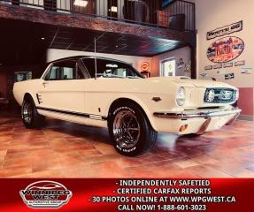 Used 1966 Ford Mustang GT COUPE K-CODE HI-PO 289CI 4-SPEED FULLY RESTORED for sale in Headingley, MB