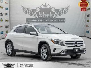 Used 2015 Mercedes-Benz GLA GLA 250, AWD, NAVI, REAR CAM, PANO ROOF, SENSOR for sale in Toronto, ON