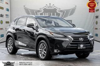 Used 2017 Lexus NX 200t NO ACCIDENT, AWD, REAR CAM, B.SPOT, SUNROOF, COOLED SEAT for sale in Toronto, ON