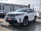 Photo of White 2018 Toyota Highlander