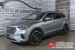 Used 2017 Hyundai Santa Fe XL XL+A/C+CAM/REC+BLUETOOTH for sale in Laval, QC