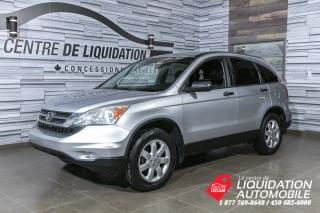 Used 2010 Honda CR-V LX for sale in Laval, QC