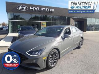 New 2020 Hyundai Sonata Luxury  - Leather Seats - $210 B/W for sale in Simcoe, ON