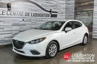 Used 2015 Mazda MAZDA3 GS+MAGS+A/C+CAM/REC+BLUETOOTH for sale in Laval, QC