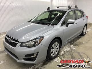 Used 2015 Subaru Impreza AWD CAMÉRA DE RECUL BLUETOOTH *Hatchback* for sale in Shawinigan, QC