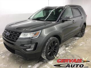 Used 2017 Ford Explorer XLT SPORT AWD CUIR/TISSUS TOIT PANORAMIQUE MAGS Groupe Apparence Sport for sale in Shawinigan, QC