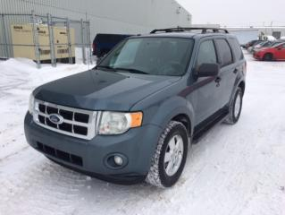 Used 2011 Ford Escape 4 portes, 4 RM, V6 boîte automatique, XL for sale in Quebec, QC