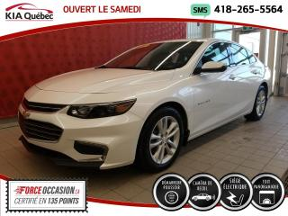 Used 2017 Chevrolet Malibu 1LT* CAMERA* CARPLAY* TOIT PANO* for sale in Québec, QC