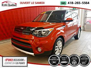 Used 2018 Kia Soul EX* CAMERA* A/C* SIEGES CHAUFFANTS* for sale in Québec, QC