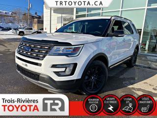 Used 2017 Ford Explorer 4 RM, 4 portes XLT for sale in Trois-Rivières, QC