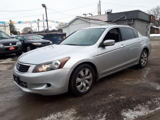 Used 2008 Honda Accord Sdn EX Certified for sale in Oshawa, ON