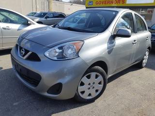 Used 2015 Nissan Micra SV for sale in Dundas, ON
