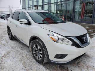 Used 2016 Nissan Murano Traction intégrale 4 portes SL for sale in Lévis, QC