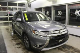 Used 2017 Mitsubishi Outlander GT AWC 4 portes for sale in Lévis, QC