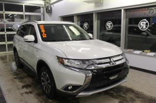 Used 2017 Mitsubishi Outlander SE AWC 4 portes for sale in Lévis, QC