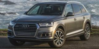 Used 2017 Audi Q7 3.0T Progressiv for sale in Barrie, ON