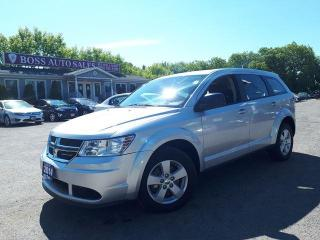 Used 2014 Dodge Journey Canada Value Pkg for sale in Oshawa, ON