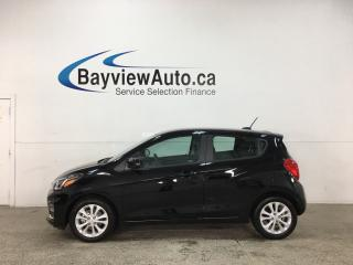 Used 2019 Chevrolet Spark 1LT CVT - AUTO! A/C! ALLOYS! APPLE CARPLAY! PWR GROUP! for sale in Belleville, ON
