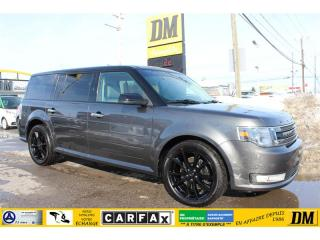 Used 2019 Ford Flex SEL AWD NAV TOIT PANO CUIR CAMÉRA SIÈGES CHAUFFANT for sale in Salaberry-de-Valleyfield, QC