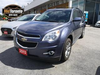 Used 2013 Chevrolet Equinox 2LT | AWD | Leather | V6 | No Accidents | Excellent Condition for sale in North York, ON