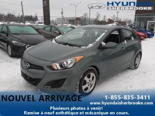 Used 2013 Hyundai Elantra GT GL+A/C+BANCS CHAUFF+BLUETOOTH+CRUISE for sale in Sherbrooke, QC