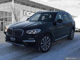 Used 2019 BMW X3 xDrive30i Local! Enhanced! for sale in Winnipeg, MB